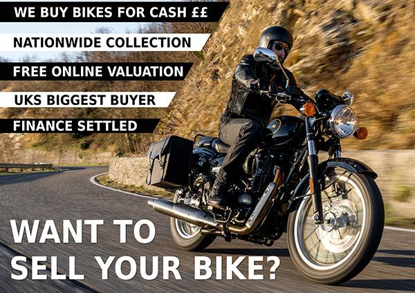 Sell Bike For Cash
